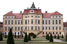 Free Rogalin Palace Stock Image - 20500461