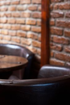 Free Cafe Interior Royalty Free Stock Photos - 20500578