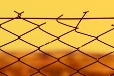 Free Old Fence View Stock Photo - 20500880