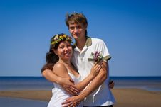 Free Couple In Love Stock Photography - 20501072