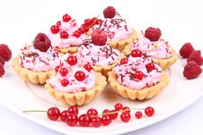 Free Tartlets Stock Image - 20501201