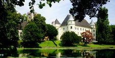 Free Austrian Palace Stock Image - 20501621