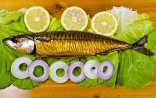 Free Mackerel Smoked Stock Photos - 20502283