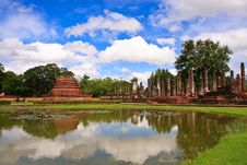 Free Sukhothai Historical Park Royalty Free Stock Images - 20503359
