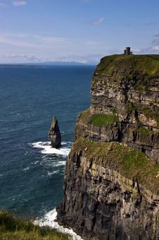 Free Cliffs Of Moher Royalty Free Stock Images - 20504549
