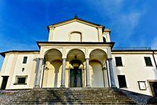 Free Beautiful Italy Church Royalty Free Stock Photos - 20504698