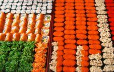 Free Sushi Royalty Free Stock Photography - 20504717
