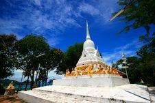 Free Thai Pagoda Royalty Free Stock Photography - 20504807