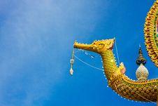 Free Thai Swan Royalty Free Stock Photography - 20505147