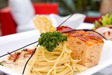 Free Spaghetti Royalty Free Stock Image - 20505276