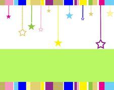 Free Stars Background Royalty Free Stock Image - 20506146