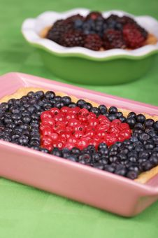 Free Tarts With Berries Stock Image - 20506511