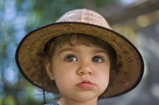 Free Beautiful Little Girl Stock Images - 20507034