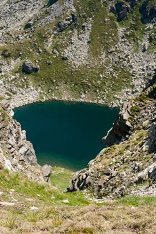 Rila Lakes Stock Photography