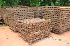 Free Timber  Stacked Outdoor Stock Photos - 20508103