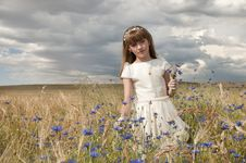 Free Girl Communion Dress Stock Photos - 20508993
