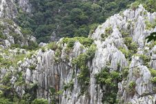 Free Image Of Ancient Limestone Hills Stock Image - 20509441