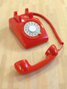 Free Telephone Royalty Free Stock Photos - 20509598