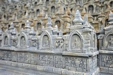 Free Model Of Indian Temple Stock Images - 20509944