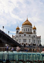 Free Moscow. Christ The Savior Cathedral Royalty Free Stock Photo - 20511315