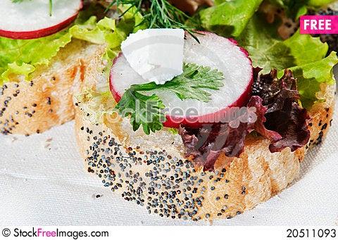 Free Sandwich Stock Photos - 20511093