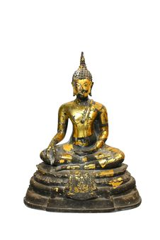 Free Gilded Buddha Royalty Free Stock Photos - 20510278