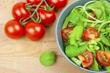 Free Fresh Salad Stock Images - 20510354
