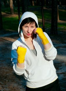 Free Boxing Stock Photo - 20510360