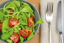 Free Fresh Salad Royalty Free Stock Image - 20510366