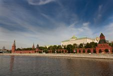 Free Moscow Kremlin Royalty Free Stock Images - 20511129