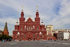 Free Red Square In Moscow, Russian Federation Stock Photos - 20511173