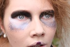 Free Expressive Woman Eyes Royalty Free Stock Photo - 20511755
