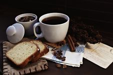 Free Black Tea Still-life Royalty Free Stock Images - 20511859