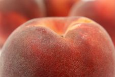 Free Ripe Peaches Royalty Free Stock Photography - 20512387