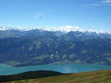 Free Blue Lake With Blue Sky Stock Photos - 20512573