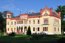 Free Chateau Mostov,Czech Republic Stock Photos - 20515183