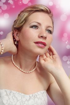 Free Romantic Woman Stock Image - 20515251
