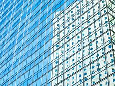 Free Modern Building Mirror Reflection Royalty Free Stock Photo - 20515695