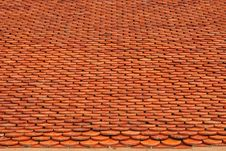 Free Red Roof Royalty Free Stock Photo - 20516265