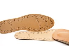Free Shoe Insole Royalty Free Stock Photography - 20516617