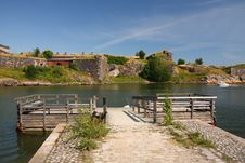 Free Suomenlinna Fortress Island Royalty Free Stock Photos - 20517158