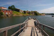 Free Suomenlinna Fortress Island Stock Photos - 20517193