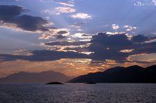 Free Morning At Sea Royalty Free Stock Images - 20517299