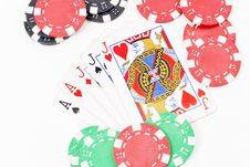 Free The Full House Stock Photo - 20517410