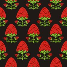 Free Strawberry Royalty Free Stock Images - 20517939