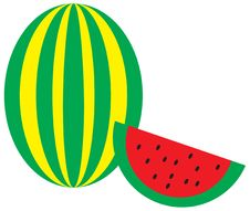 Free Watermelon Royalty Free Stock Image - 20518506