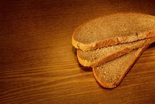 Free Sliced Bread Royalty Free Stock Image - 20518556