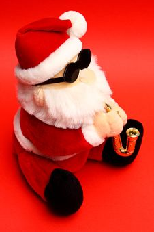 Free Toy Santa Claus Stock Images - 20519284