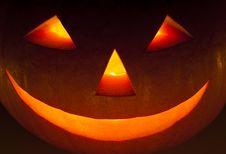 Free Halloween Lantern Royalty Free Stock Image - 20519386