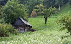 Free Old Barn, Raw Stock Photos - 20519753